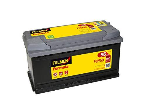 FULMEN - Batterie FULMEN FORMULA FB950 12V 95AH 800A