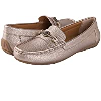 Globalwin Women's Slip On Penny Loafers (12 Colors)