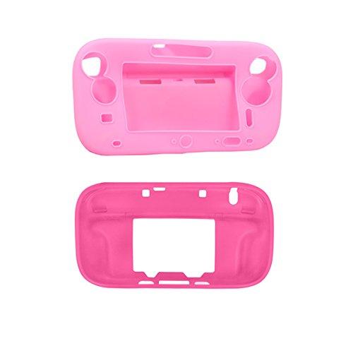GOZAR siliconen zachte gel beschermhoes voor Nintendo Wii U Gamepad
