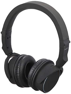 Pioneer DJ - HDJ-S7-K Professional on-ear DJ headphones, Black