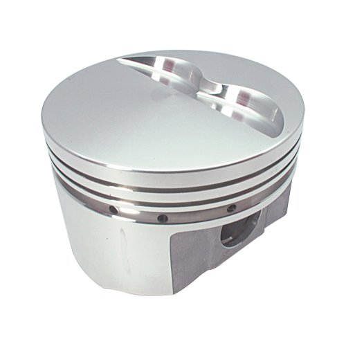 Sportsman Racing Products 138730-5cc F/T Piston Set for Small Block Ford 351W