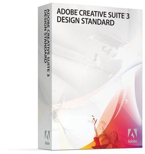 Adobe Creative Suite 3 Design Standard - STUDENT EDITION - english