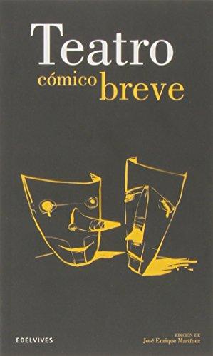 Teatro cómico breve: 12 (Clásicos Hispánicos)