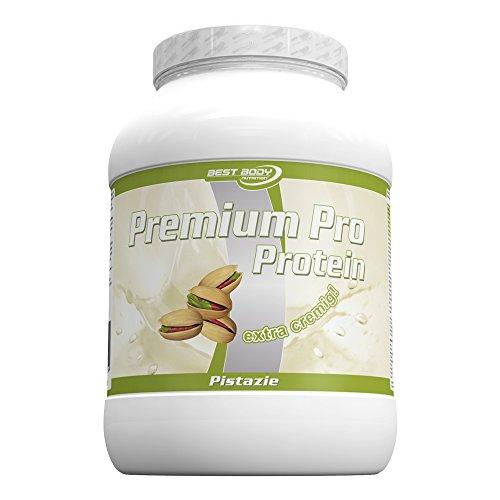 Best Body Nutrition Premium Pro, Pistazie, 750 g Dose