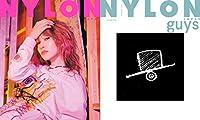 NYLON JAPAN(ナイロン ジャパン) 2021年 2月号 [雑誌] (表紙:LiSA / guys表紙:Eve)