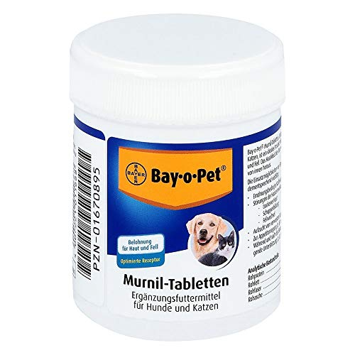 Bay-o-Pet Murnil-Tabletten, 80 St