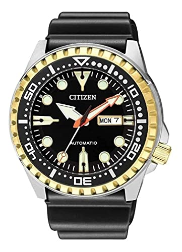 Relógio Citizen Masculino Automático Tz31123j Nh8384-14e