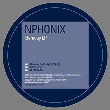 Benway EP