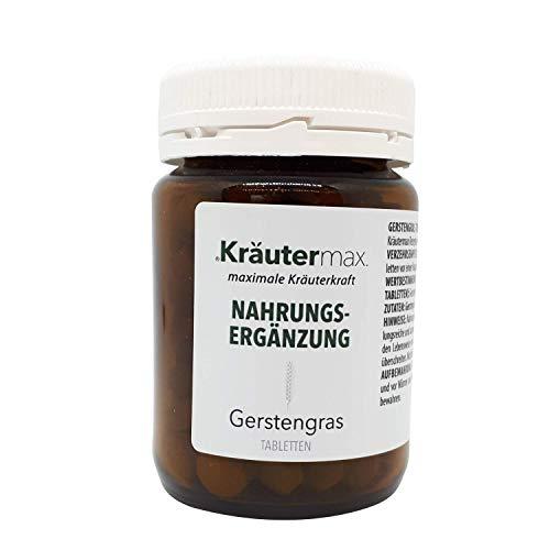 Gerstengras-Pulver Tabletten 1 x 120 Stk. Presslinge Glutenfrei