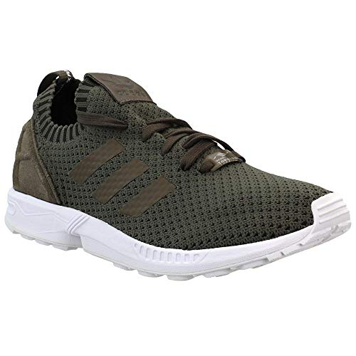 adidas Mens Zx Flux Pk Sneakers Shoes Casual - Brown - Size 9 D