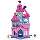 Product Image of the Fisher-Price Little People Disney Princess, Magical Wand Palace Doll