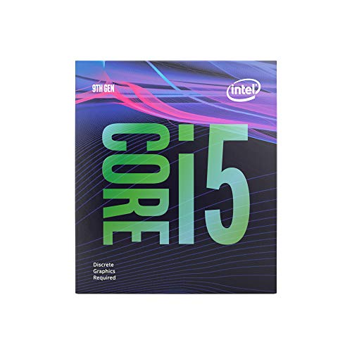 Intel Core i5-9500F Desktop Processor 6 Core Up to 4.GHz Without Processor Graphics LGA1151 300 Series 65W