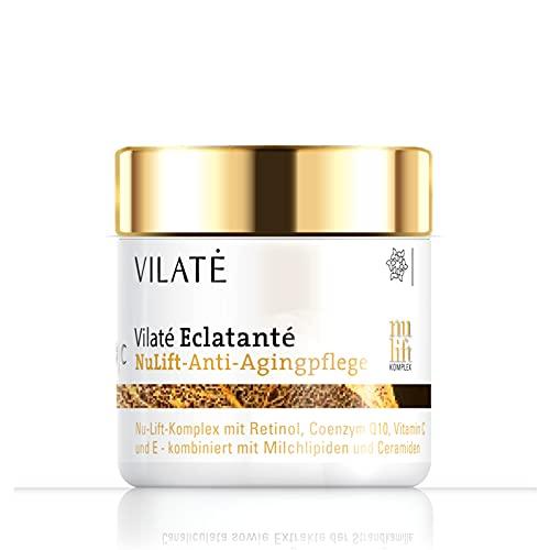 NULIFT Retinol Tag und Nacht Gesichtscreme - Retinol Feuchtigkeitscreme, Anti-Aging-Falten Nacht- /...