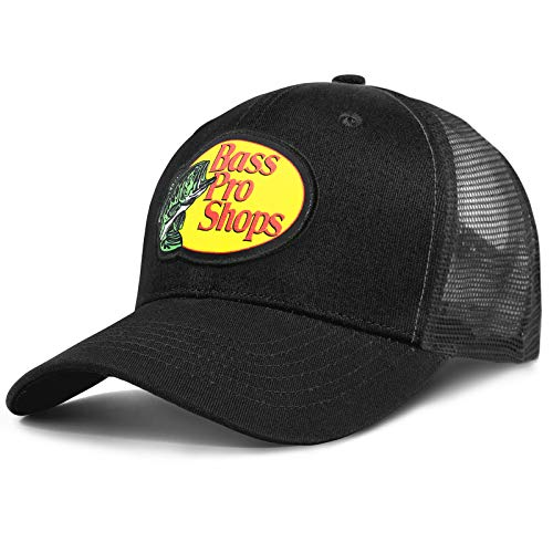 Naicissism Fishing Men's Trucker Hat Mesh Cap - One Size Fits All Snapback Closure - Great for Hunting & Fishing