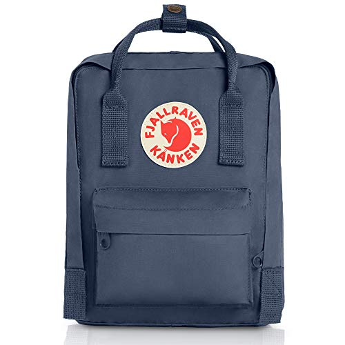 Fjallraven, Kanken Mini Classic Backpack for Everyday, Graphite