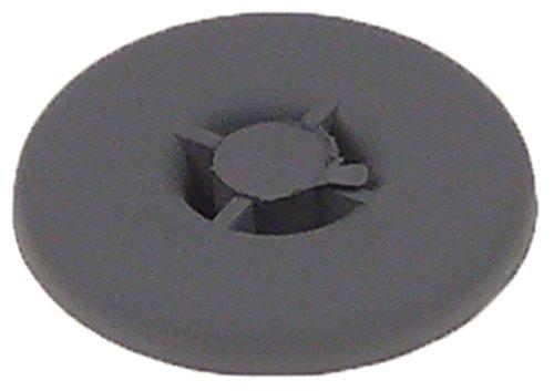 Couvercle pour lave-vaisselle Colged SILVER-50, Silver50, Steeltech-360, 50, Elettrobar 050FP, Dexion D500LS, D501LS Extérieur en caoutchouc 27 mm