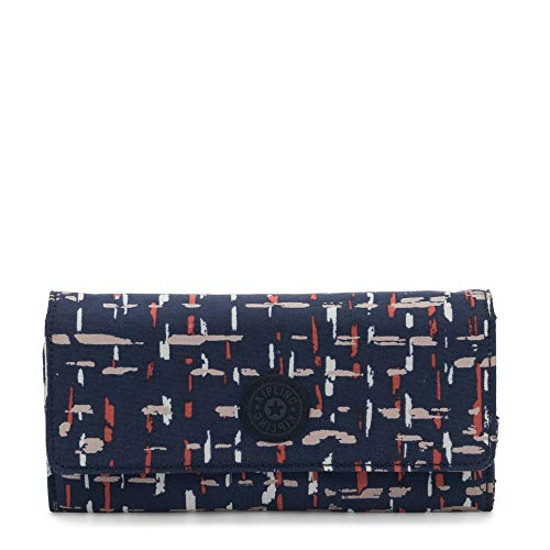 Kipling New Teddi Printed Snap Wallet - Multi - One Size