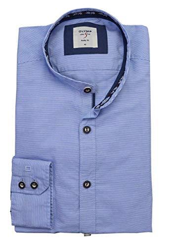 OLYMP 3900/64 Hemden, blau(bleu (11)), Gr. L