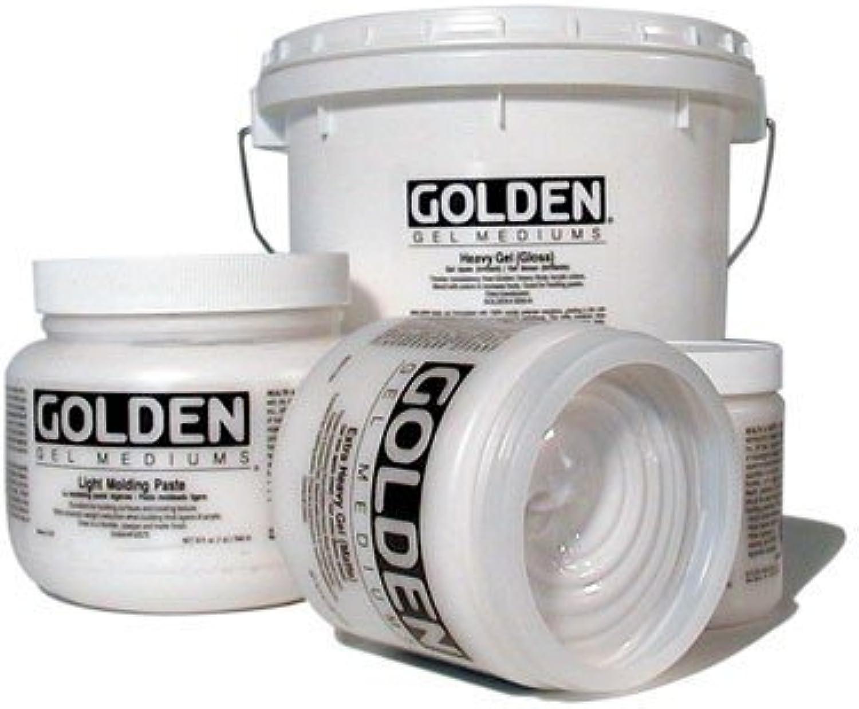 Golden   Light Molding Paste   3.78Litre   By Road Parcel Only