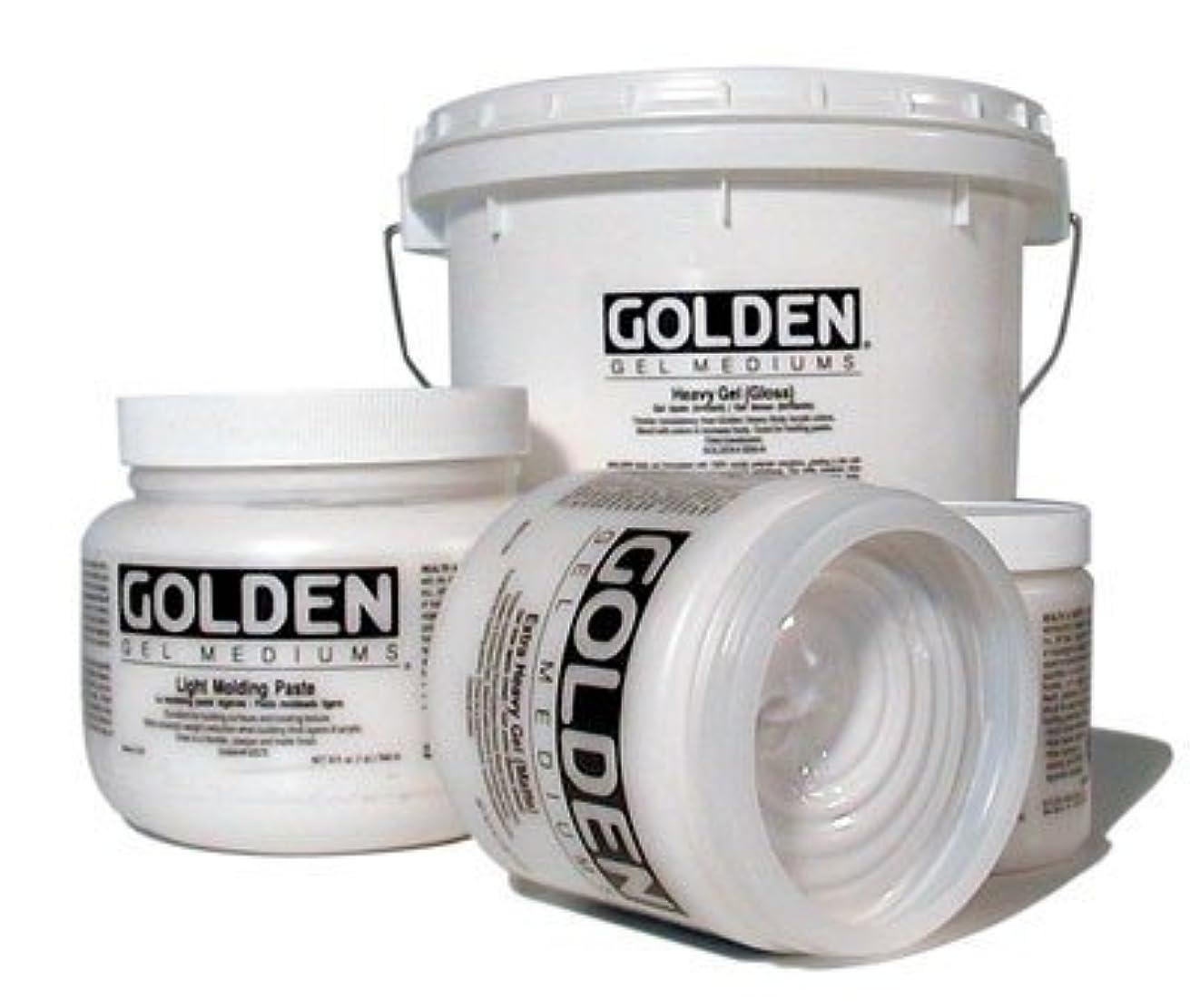 Golden Artist Colors - Light Molding Paste - 128 oz Jar