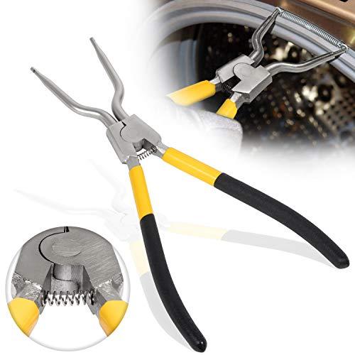 383EER4001A herramienta de expansión de muelle para lavadora, para interior y exterior, para LG y Samsung TJTSE-1, 1268535, AH35695, EA3569695, PS3569695 todo de metal (negro y amarillo)