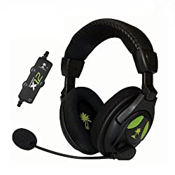 Ear Force X12 Gaming Headset and Amplified Stereo Sound from Turtle Beach
