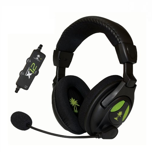 Turtle Beach - Ear Force X12 Amplified Stereo Gaming Headset - Xbox...