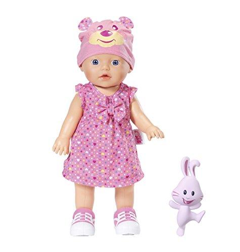 Zapf Creation 823484 My Little Baby Born Walks Puppe