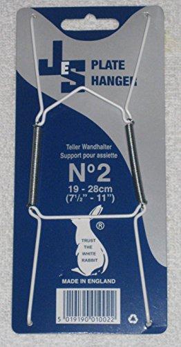 Plate hanger.