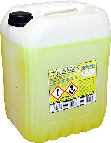 Alpine Kühlerfrostschutz C11 20 Liter