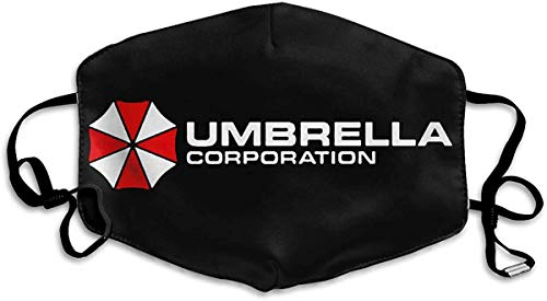 Umbrella Corporation Resident Evil halloween washable face mask reusable Adjustable Balaclavas made in USA