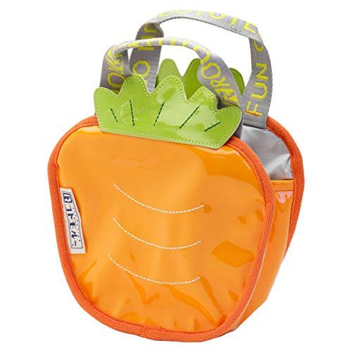 【ウッディプッディ直営限定品】ROOTOTE (ルートート) トートバッグ コドモルー にんじんバッグ
