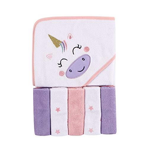 toalla unicornio fabricante Luvable Friends
