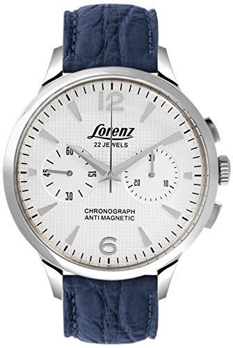 Reloj Lorenz Anniversary cronógrafo automático