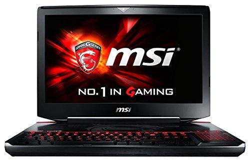 MSI Gaming GT80-2QES16SR221BW (Titan SLI) - Ordenador portátil (i7-5700HQ, Blu-Ray RW, Touchpad, Windows 10 Home, Ión de litio, 64-bit)