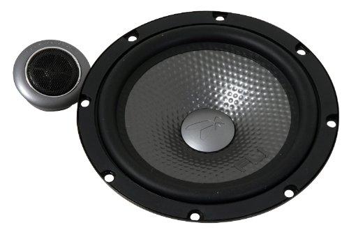Fli Underground FU6C-F1 6.5-Inch 210 Watt Peak Component Speaker System with Crossover with 70 Watt RMS Speaker (Discontinued by Manufacturer)