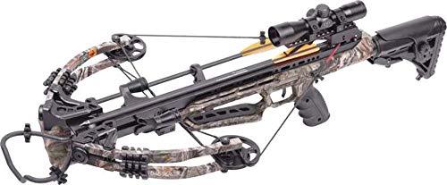 CenterPoint Archery AXCD190FCK Dagger 390 Crossbow Package