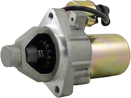 New 12V Gear Reduction Starter for Afron, Allmand, Bush Hog, Case Trencher 60 w Honda GX390, Ditch Witch FM13 100SX 1030 1230, Toro & Honda Engines 128000-2750 128000-3400 31210-ZB8-013 DB5B6 DB5B8