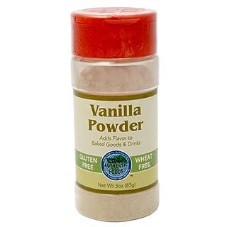 Authentic Foods Vanilla Powder - 3oz (B0001WOLMU)   Amazon price tracker / tracking, Amazon price history charts, Amazon price watches, Amazon price drop alerts