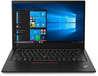 Lenovo ThinkPad X1 Carbon 7th Gen i5-8265U 8GB RAM 256GB SSD Intel UHD Graphics 620 Windows 10 Pro 14-inch Laptop, Black, ...