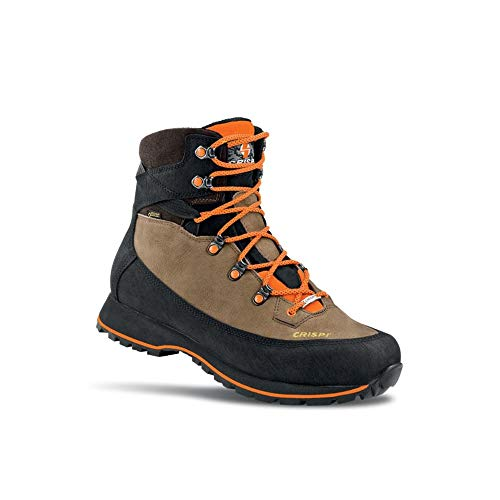 CRISPI - Zapatillas de caza para hombre, impermeables, con tecnología Goretex