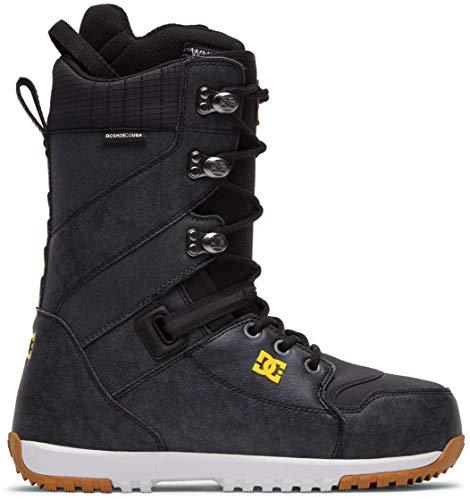 DC Mutiny Lace Snowboard Boot Black 2 9 D (M)