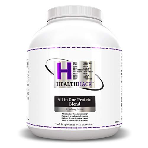 Health Hack - All in One Blend, 2,5 kg, fresa