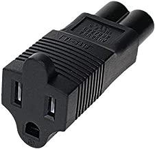SF Cable USA 5-15R to C6 Plug Adapter