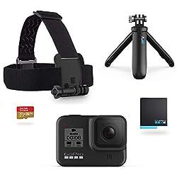 Kit GoPro HERO8 Black - 289€