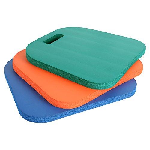 PORTAL 3-Pack Kneeling Pad for Work Gardening Car Repairing, Seat Cushion for Boat Stadiums Bleachers