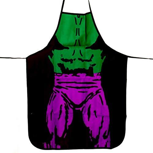 Ducomi Superhero – Delantal de cocina...
