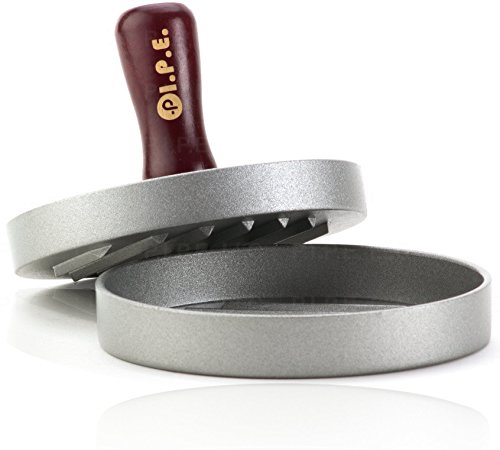 Burger Press Patty Maker I Nonstick Press Molds Uniform Consistent...
