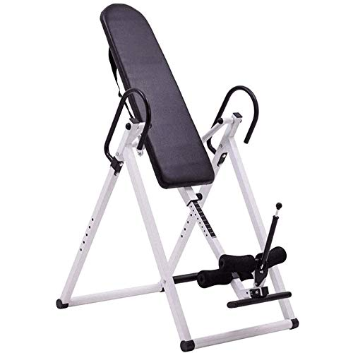 Amazing Deal ZYK All Inclusive Heavy Duty 330 lbs Capacity Inversion Table with Air Soft Ankle Cushi...