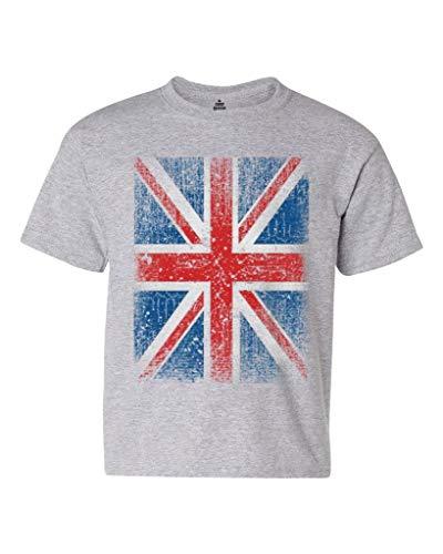 T-Shirt der Gewerkschafts-Jack-Jugend Britische Flaggen-Hemden,3XL